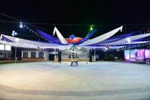 Open Air Venues North Goa