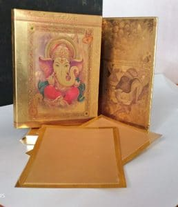 Readymade and Customized Card Goa