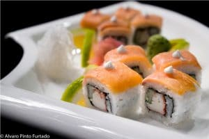 Best Sushi in Goa