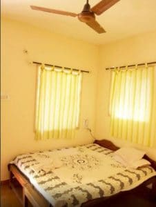House on rent in Goa