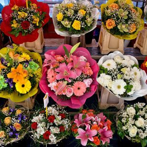 Wedding flowers for Decorations & Bouquets.