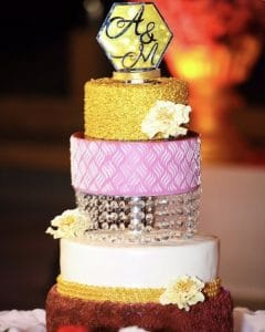 Handcrafted Wedding Cakes Goa