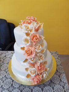 Amazing Wedding Cakes in Goa