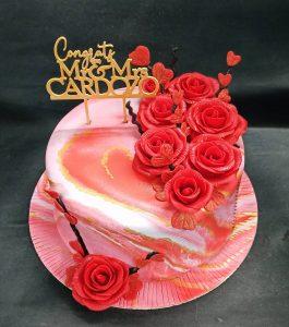 Customized Wedding Bachelorette Cakes Goa
