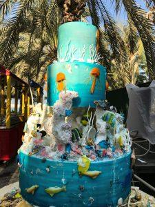 Wedding cakes North Goa