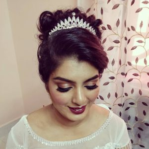 Freelancing Makeup Artist based in Goa