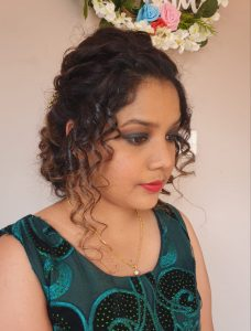 Bridal makeovers and Hairstyling Goa