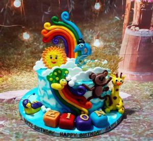 Wedding Cakes Goa