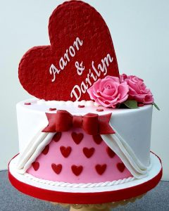 Customized Wedding Cakes