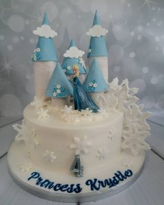 Customized Wedding Cakes