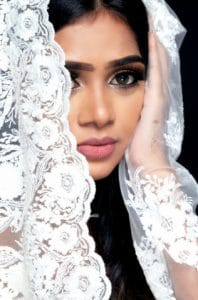 Professional hair & makeup artist in Goa
