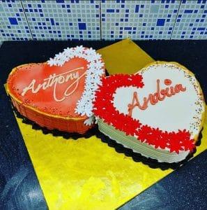 Delicious Cakes in Goa