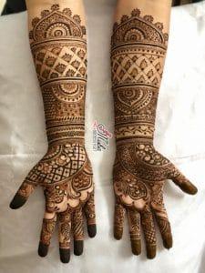 Professional Mehendi Artist in Goa