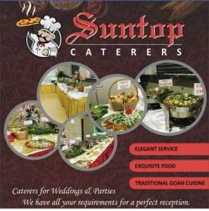 Wedding Catering Services Goa