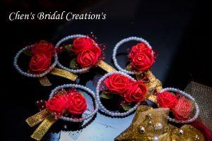 Customized Bridal Accessories