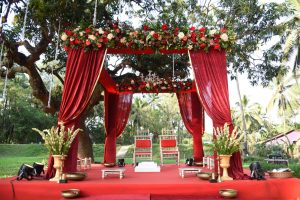 Destination Wedding Venue in Goa