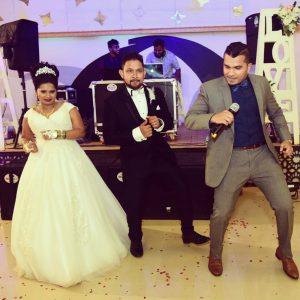 Big Fat Goan Wedding MC