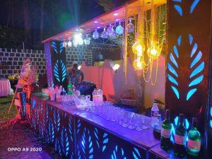 Wedding Bar Services in Goa