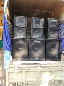 Sound and Lighting in Goa