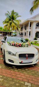 Luxury Cars for Weddings in Goa