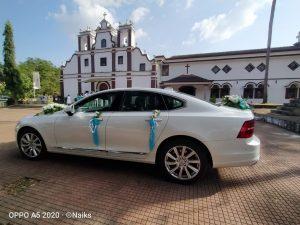 Wedding Cars Goa