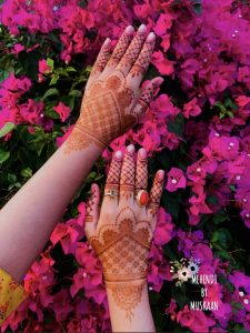 Traditional Mehendi Artist Goa