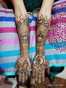 Bridal Mehendi Artist Mapusa