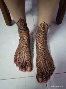 Fine Indian Mehendi Goa