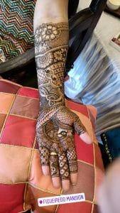 Professional Bridal Mehendi Goa
